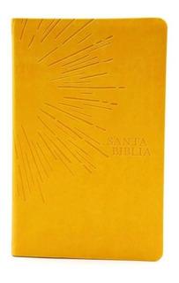 Biblia Grande Agape Amarillo Nueva Traducción Viviente Ntv