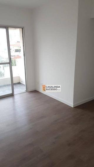 Apartamento Com 3 Dormitórios Para Alugar, 60 M² Por R$ 1.600,00/mês - Vila Formosa - São Paulo/sp - Ap6091