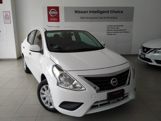Nissan Versa 4p Sense L4/1.6 Aut