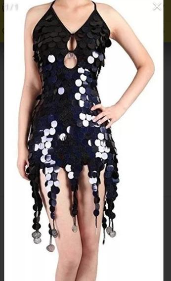 Vestido Con Lentejuelas Gatsby