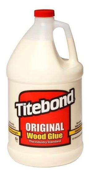 Cola Para Madeira Original Wood Glue Titebond 4,1 Kg