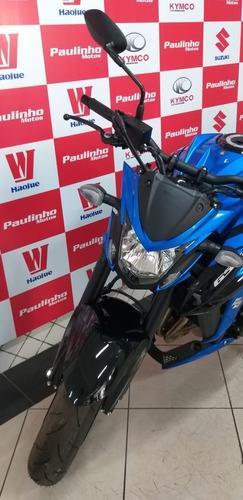 Imagem 1 de 8 de Suzuki Gsx-s750a Azul 2021