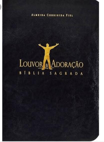 Bíblia Sagrada Louvor E Adoração