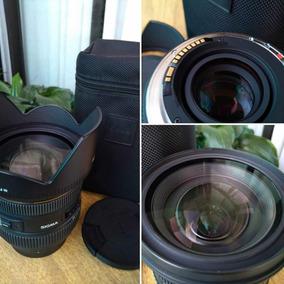 Lente Sigma 24-70mm F/2.8 P/ Canon