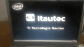 Notebook Itautec Infoway W7645 Leia Os Defeitos.