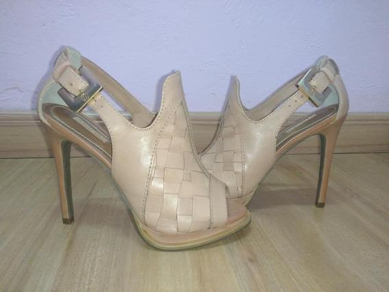 Sapato Dumond Nude Rosado
