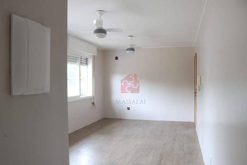 Apartamento Com 1 Dormitório À Venda, 33 M² Por R$ 145.000,00 - Nonoai - Porto Alegre/rs - Ap2723