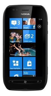 Nokia Lumia 710 Libre De Fabrica Cargador Caja Windows 7.8