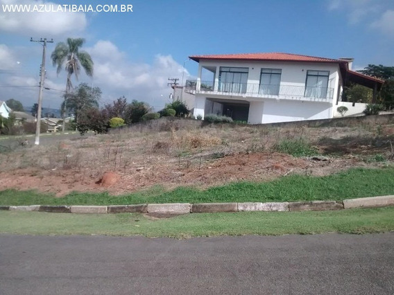 Terreno Em Condomínio Fechado Atibaia 587,00m² - 3766 - 32664188
