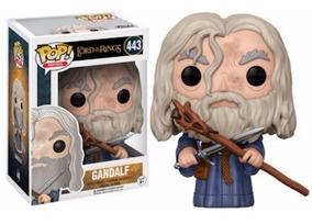 Funko Pop! O Senhor Dos Anéis - Gandalf 443