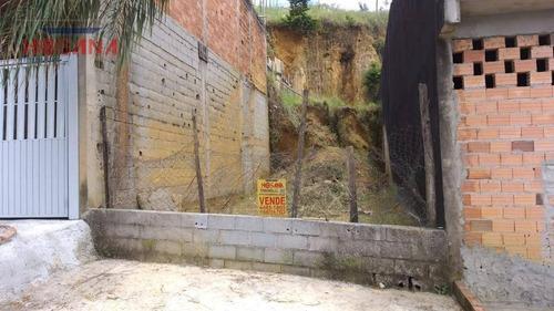 Imagem 1 de 9 de Terreno À Venda, 125 M² Por R$ 90.000 - Jardim Marcelino - Caieiras/sp - Te0351