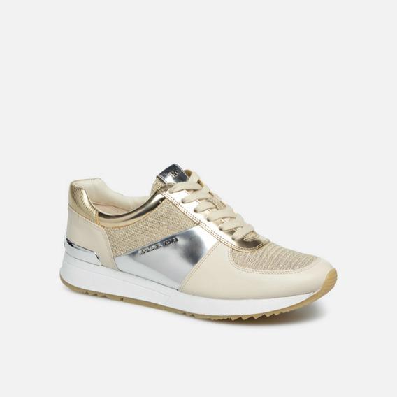 Tenis 3.5 Mx Sneakers Michael Kors Flats Mocasín