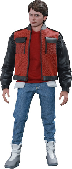 Hot Toys Marty Mcfly Back To The Future Part Ii