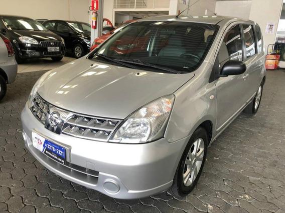 Nissan Livina 1.8 S 16v Automático Flex 4p