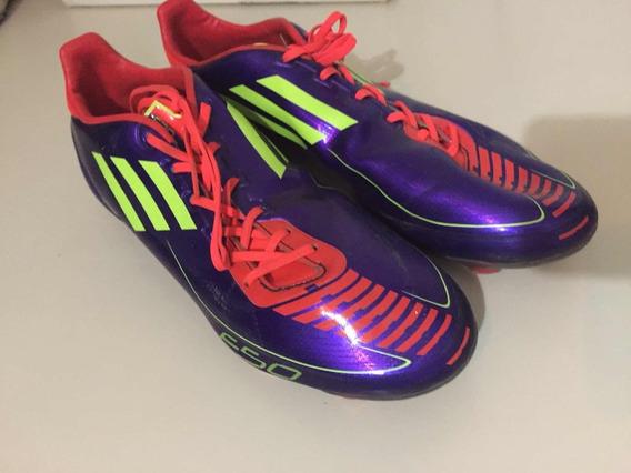 Zapatos De Futbol Campo adidas Traxior F50 Originales