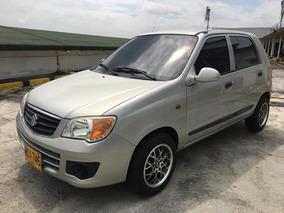Suzuki Alto K10 Mecanico 2013, Excelente Estado