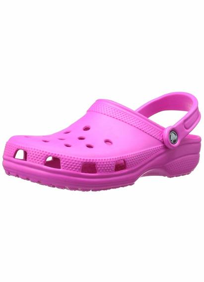 Crocs Classic Import.us Original Talle 3 M. Us / 33 Nuevas