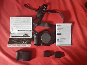 Sony A7rii - 42 Megapixels