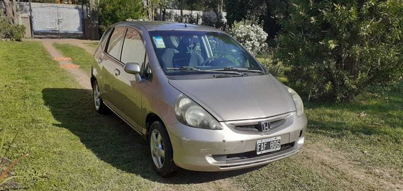 Honda Fit 1.4 Lxl At 2005