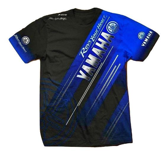 Remera Yamaha Urban Ryder Atv Motocross Utv