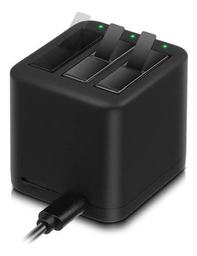 Enegon - Bateria Para Insta360 One X Pl Vt-s01 (2 Unidades)