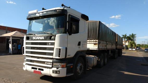 Scania R124 420 (vt)