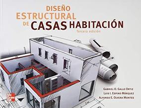 Diseno estructural de casas habitacion en mercado libre m xico for Diseno estructural de casa habitacion