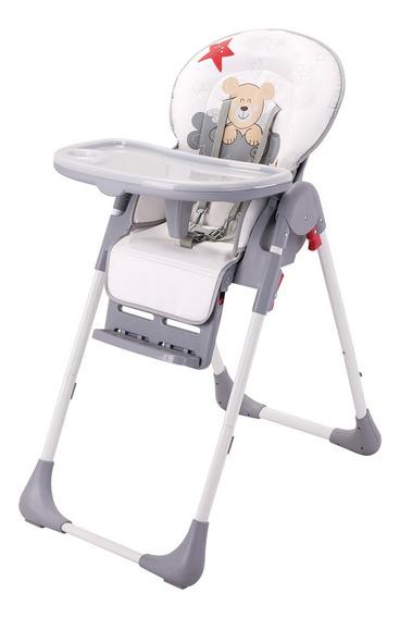 Silla De Comer Niños Bebesit 6655 Plegable Regulable