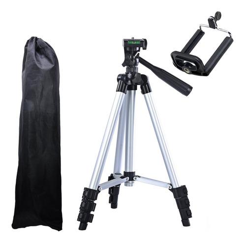 Tripode Celulares Camara Filmadora Extensible Compacto 105cm