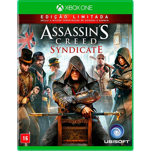 Assassins Creed: Syndicate - One Midia Fisica