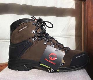 Calzado De Montaña Mamut Gtx Nuevo