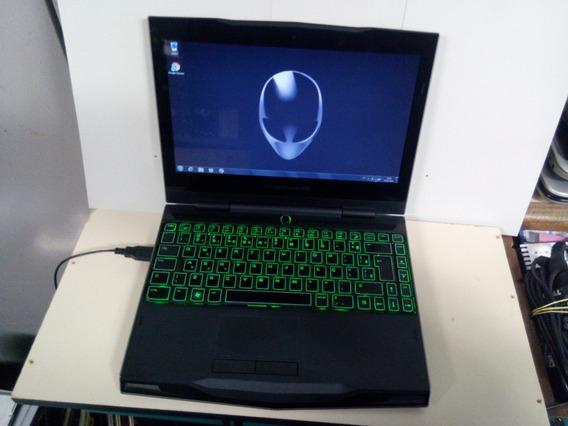 Notebook Alienware Mx11