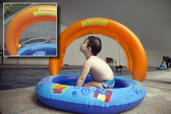 Piscina Banheira Infantil Crianças 1 A 3 Anos Função Spray