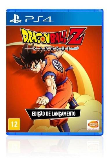 Game Dragon Ball Z Kakarot - Ps4