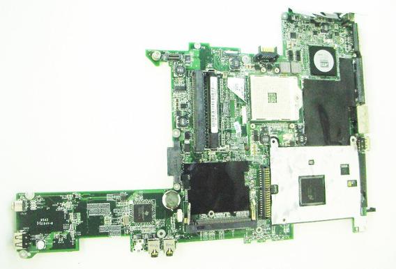Placa Mãe Compaq V2000 L2000 M2000 Ze2000 + Processador Amd