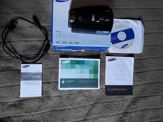 Câmera Samsung Hmx F80