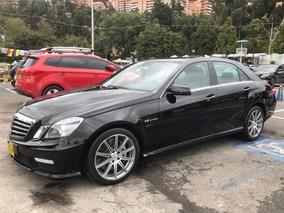 Mercedes Benz Clase E63 Amg
