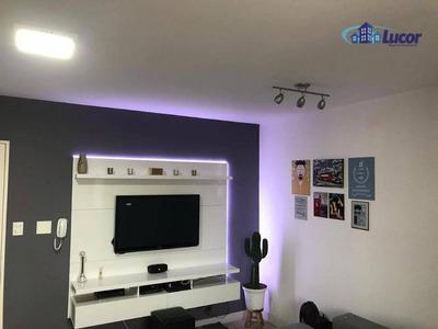 Apartamento Com 1 Dormitório À Venda, 31 M² Por R$ 190.000 - Brás - São Paulo/sp - Ap3134