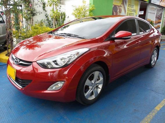 Hyundai Elantra Gls Aa 6 Airbags