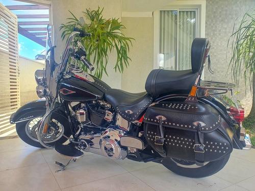 Imagem 1 de 5 de Harley Davidson  Heritage Classic