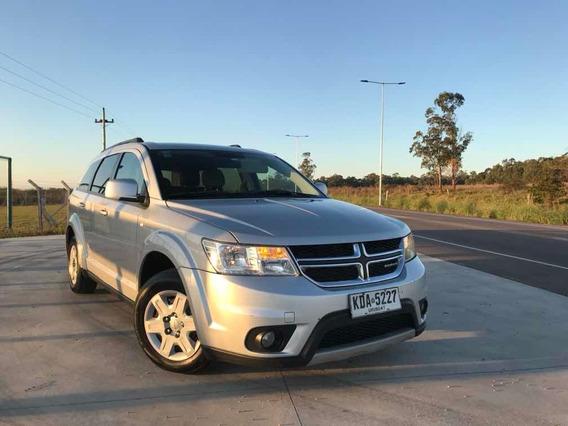 Dodge Journey 2012 2.4 Sxt 5 Pasj At