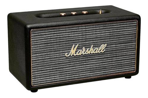 Parlante Marshall Stanmore Bluetooth con bluetooth black 100V/240V