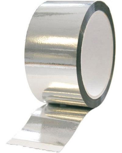 Cinta Adhesiva De Aluminio
