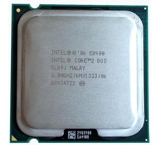 Processador Core 2 Duo E8400 Intel 3.00ghz Lga775