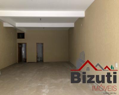 Salão Comercial 84m Novo - Sl00010 - 34133381