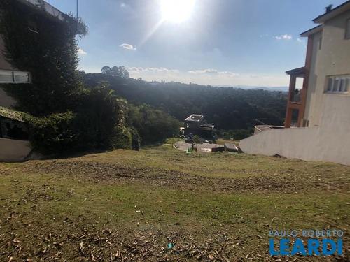 Imagem 1 de 3 de Terreno Em Condomínio - Alphaville - Sp - 644107