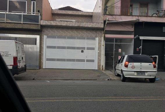 Sobrado À Venda, 3 Quartos, 2 Vagas, Vila Ré - São Paulo/sp - 411