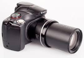 Câmera Semi Profissional Canon Sx40
