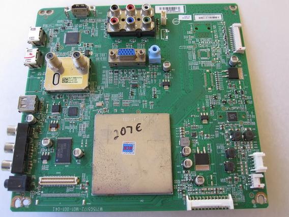 Placa Principal Philips 42pfl3507d/78 M715g5172-m01-001-04