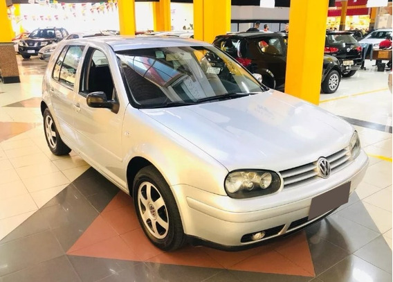 Volkswagen Golf 1.6 Mi Trip 8v Gasolina 4p Manual 2003.